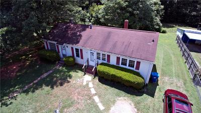 Surry County, Stokes County, Rockingham County, Yadkin County, Forsyth County, Guilford County, Alamance County, Davie County, Davidson County, Caswell County, Randolph County Single Family Home For Sale: 171 Wright Street