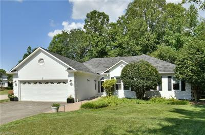 Clemmons Single Family Home For Sale: 8416 Kinsale Court