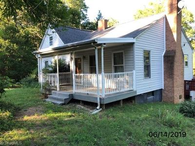 Pfafftown NC Single Family Home For Sale: $64,900