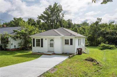 High Point NC Single Family Home For Sale: $64,999