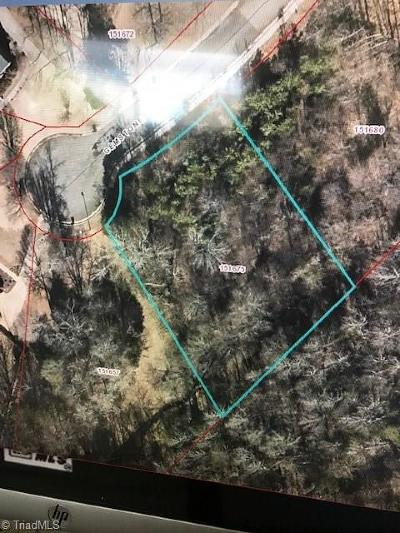 Alamance County Residential Lots & Land For Sale: 00 Gemstone Court