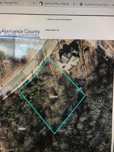 Alamance County Residential Lots & Land For Sale: Gemstone Court