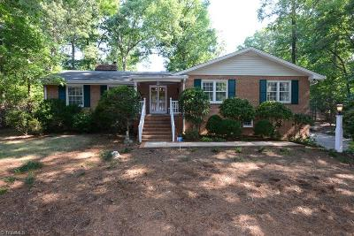 Jamestown Single Family Home For Sale: 112 Woodland Drive