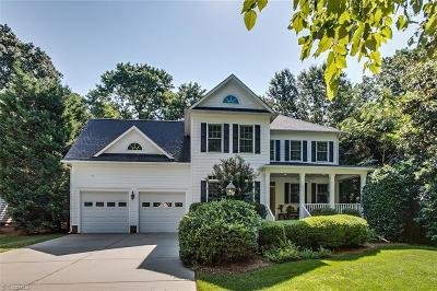 Greensboro Single Family Home For Sale: 4120 Lawndale Place
