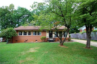 Greensboro Single Family Home For Sale: 3219 Dreiser Place