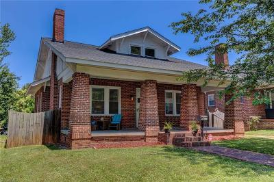 Greensboro Single Family Home For Sale: 1206 W Friendly Avenue