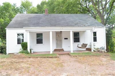 Madison NC Single Family Home For Sale: $30,000