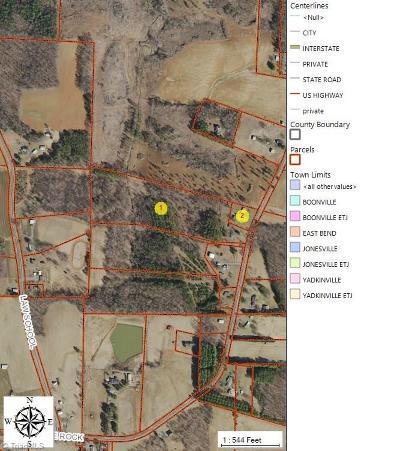 Yadkin County Residential Lots & Land For Sale: Lime Rock Road