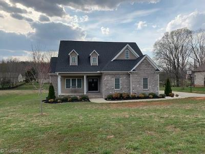 Rockingham County Single Family Home For Sale: 234 Stillwater Lane
