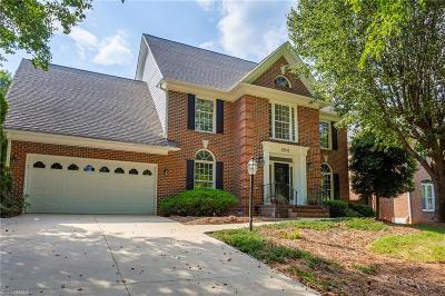 Guilford County Single Family Home For Sale: 2903 Willow Oak Drive