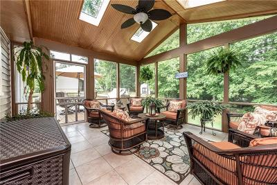 Clemmons Single Family Home For Sale: 3851 Overview Drive