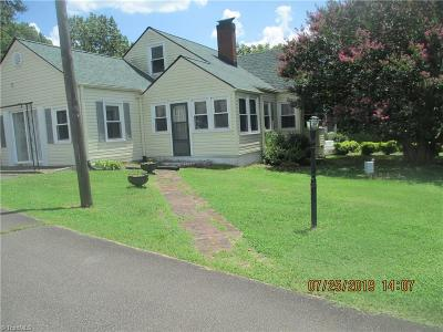 Madison Single Family Home For Sale: 345 Tourist Road