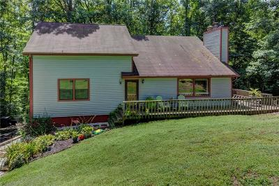 Clemmons Single Family Home For Sale: 4921 Country Ridge Road