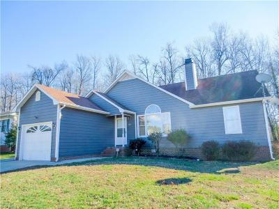 High Point Single Family Home For Sale: 623 Williamsburg Terrace