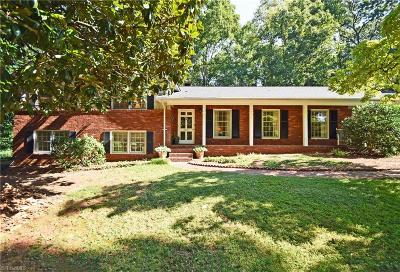 Sherwood Forest Single Family Home For Sale: 3719 Kirklees Road