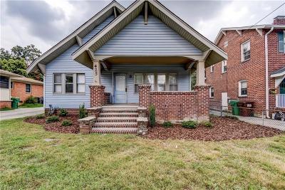 High Point Single Family Home For Sale: 425 W Lexington Avenue