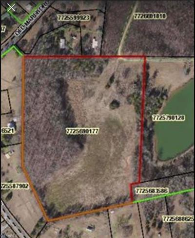 Sophia Residential Lots & Land For Sale: 4211 Old Marlboro Road