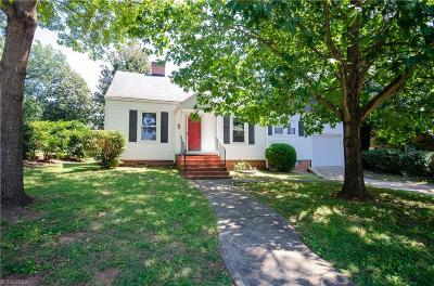 Eden Single Family Home For Sale: 516 S Hamilton Street