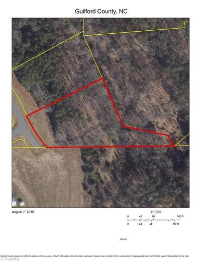 Greensboro Residential Lots & Land For Sale: 8100 Joseph Weston Court