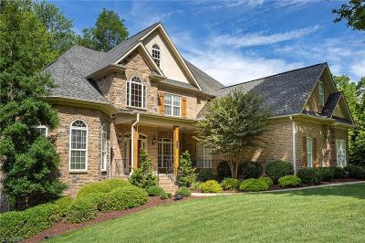 Guilford County Single Family Home For Sale: 7813 Charles Place Drive