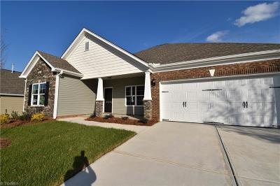 Walkertown Single Family Home For Sale: 3159 York Place Drive #Lot 128