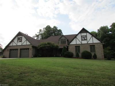 Single Family Home For Sale: 1505 Daugherty Road