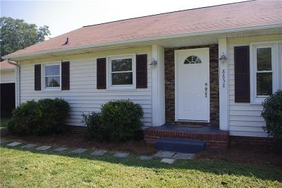 Clemmons Single Family Home Due Diligence Period: 8858 N Nc Highway 150