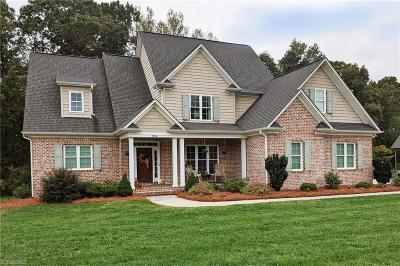 Forsyth County Single Family Home For Sale: 1924 Woodstock Road