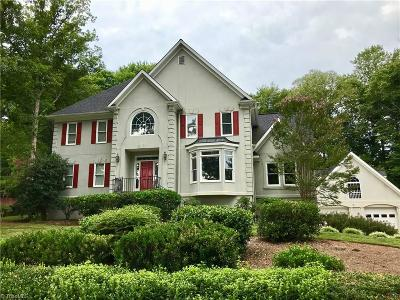Kernersville Single Family Home For Sale: 422 Chesham Drive