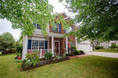 High Point Single Family Home For Sale: 3732 Pemberton Way