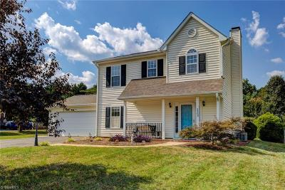 Kernersville Single Family Home Due Diligence Period: 2363 Asheby Woods Court