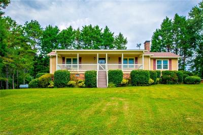 Asheboro Single Family Home Due Diligence Period: 487 Mountain Brook Road