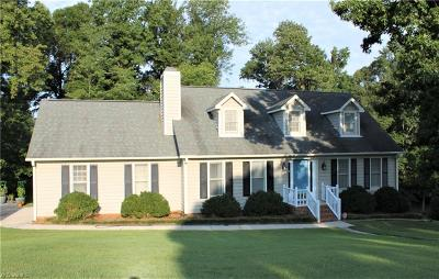 High Point Single Family Home For Sale: 1001 Shenandoah Drive