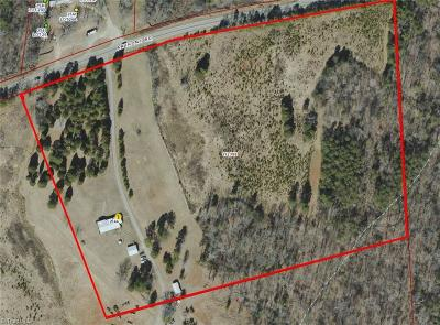 Alamance County Commercial Lots & Land For Sale: 2544 Anthony Road