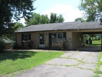 Walnut Cove Single Family Home For Sale: 1084 Middlefork Drive