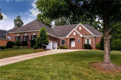 Whitsett Single Family Home For Sale: 706 Golf House Road W