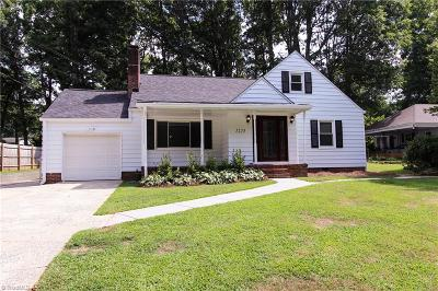 Sherwood Forest Single Family Home For Sale: 1225 N Peace Haven Road