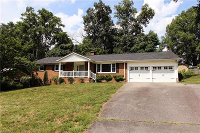 Pfafftown Single Family Home Due Diligence Period: 4215 Niblick Drive