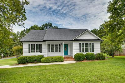 Asheboro NC Single Family Home Due Diligence Period: $142,900