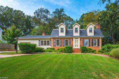 Forsyth County Single Family Home For Sale: 1044 Englewood Drive