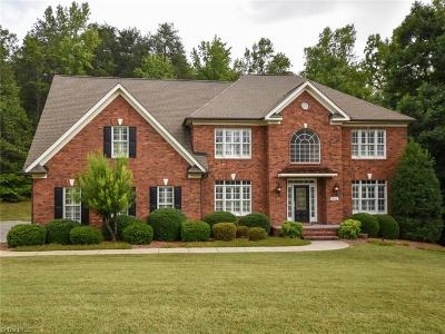 Kernersville Single Family Home For Sale: 7608 Trebbiano Drive