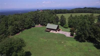 Wilkesboro NC Single Family Home For Sale: $949,900