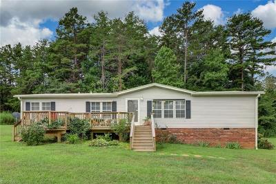 Pfafftown Manufactured Home Due Diligence Period: 2707 Beroth Road