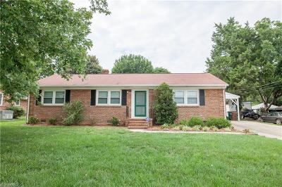 High Point Single Family Home For Sale: 813 Oakview Road