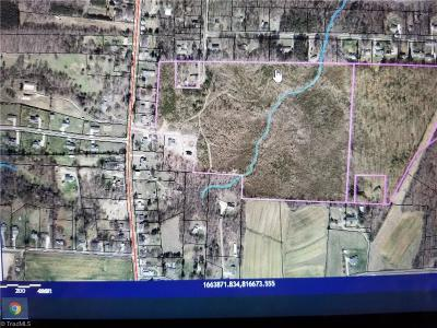 Residential Lots & Land For Sale: Nc Highway 109