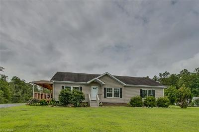 Asheboro Single Family Home Due Diligence Period: 1939 Burney Road