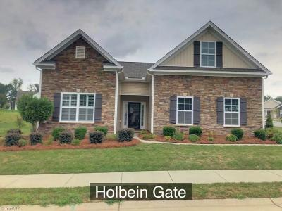 Walkertown Single Family Home For Sale: 5408 Holbein Gate Road