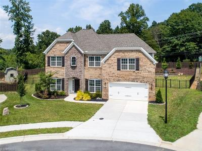Greensboro Single Family Home For Sale: 700 Sugarberry Lane