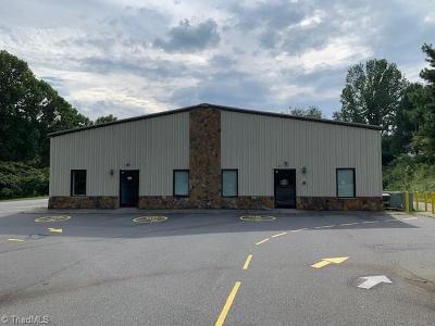 Winston Salem Commercial For Sale: 4175 Moat Drive