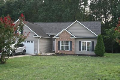 Mocksville Single Family Home Due Diligence Period: 224 Summit Drive